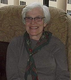 Shirley Thorne, October 17, 2014