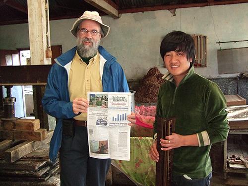 Around the World with the Beacon: Bhutan