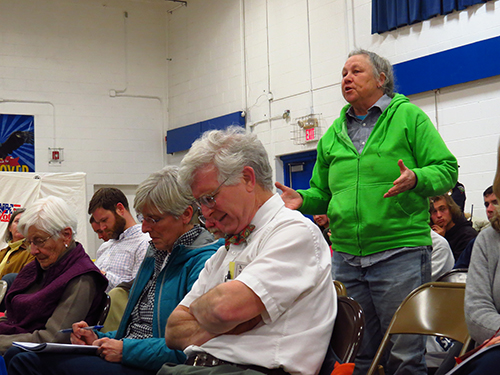 Town Meeting 2015 Results, Article by Article
