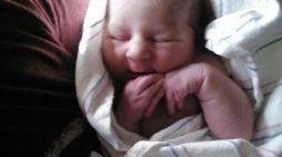 Born: Elizabeth Paige Richardson, August 9, 2015