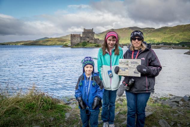 The Provosts Visit Scotland