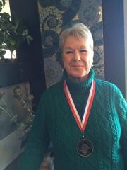 Fiona Petersen Wins Prestigious Dog Writers Award