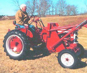 AYT Frank Baker tractor