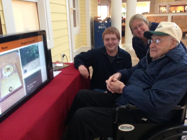 Vic Phelps Reviews County Nursing Home's History