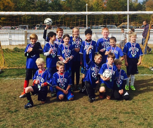 Andover Players Placed Second at MVSL Tournament