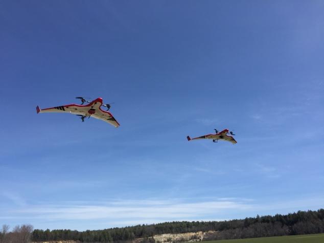 BirdsEyeView Aerobotics Moves to Andover