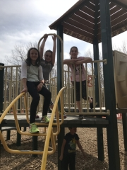 AASP Enjoyed the Spring Weather