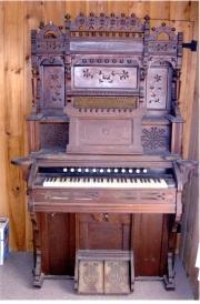 Antique Organ Returns to Andover