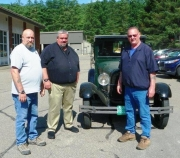 New Hampshire Telephone Museum Receives 1928 Telephone Truck