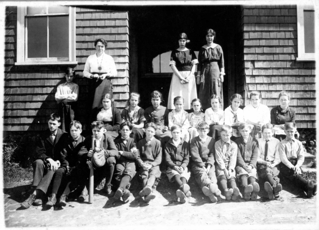 East Andover Village School