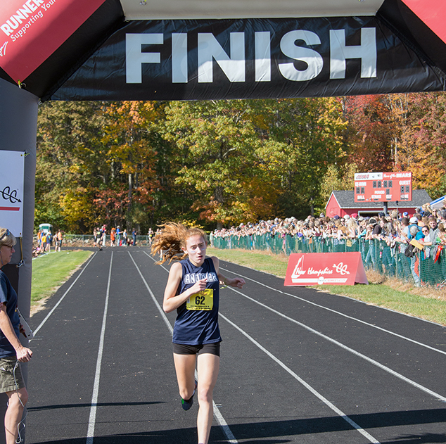 Andover Middle School Cross Country Team Competes in State Championship
