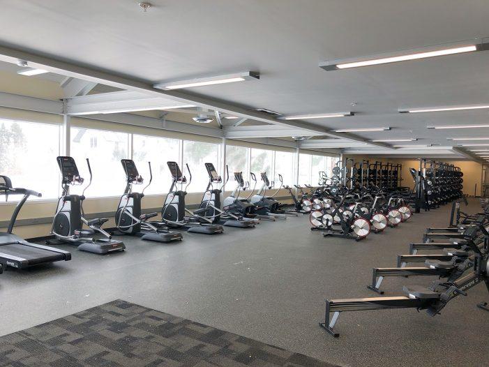 Proctor Opens New Fitness Center and Gym