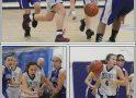 AE/MS Girls Basketball Team Battles Franklin Girls