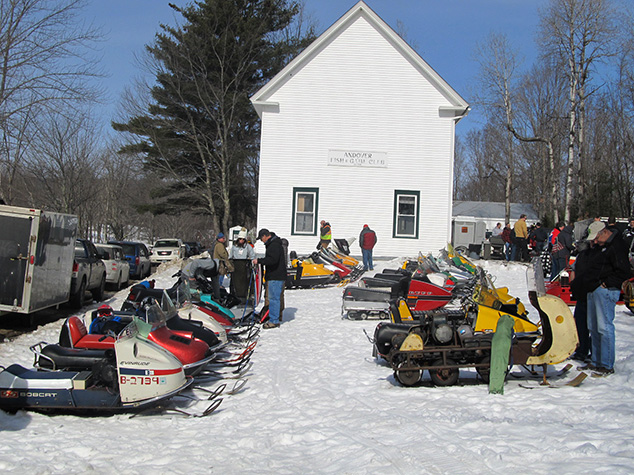 Snowmobile Club Reports on Recent Activities