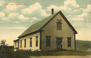 The Andover Hub's first 116 years of existence