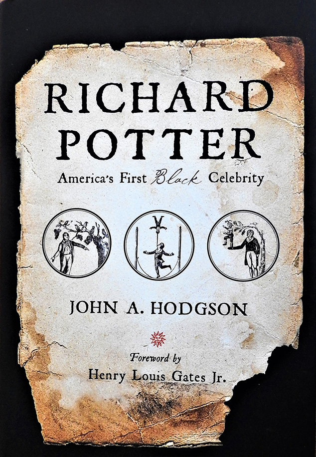 Richard Potter Biographer to Present at Special Event