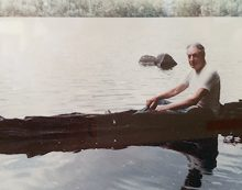 """Dating the """"Settlers Dugout Canoe"""""""
