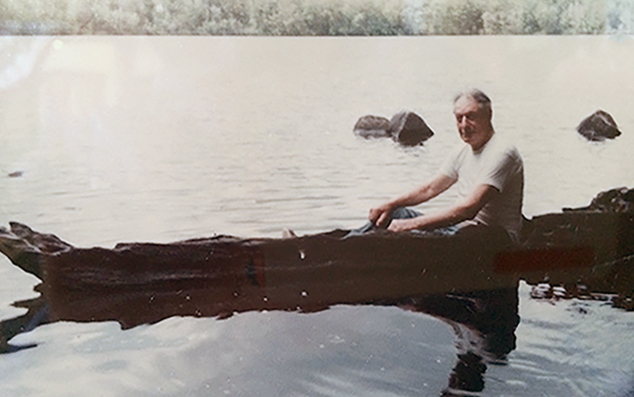 "Dating the ""Settlers Dugout Canoe"""