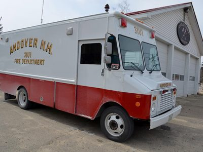 Old Rescue Van Sold-Will Be Repurposed