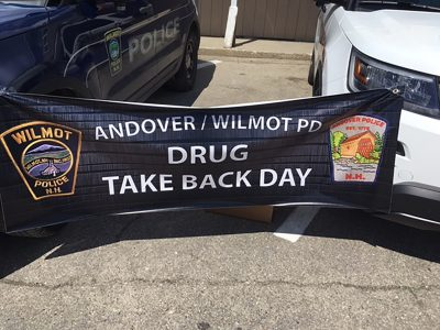 Drug Take Back Day is Successful