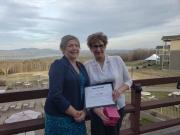 Franklin VNA Names JoEllen Ricard Employee of the Year