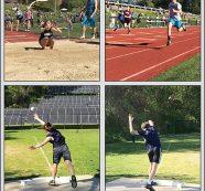 AE/MS Track Team Has Successful Season