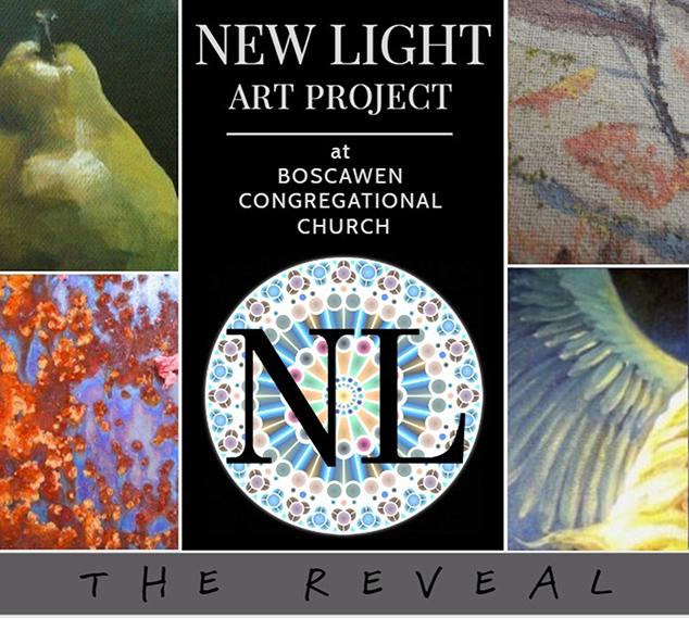New Light Art Project Announces Boscawen Exhibit
