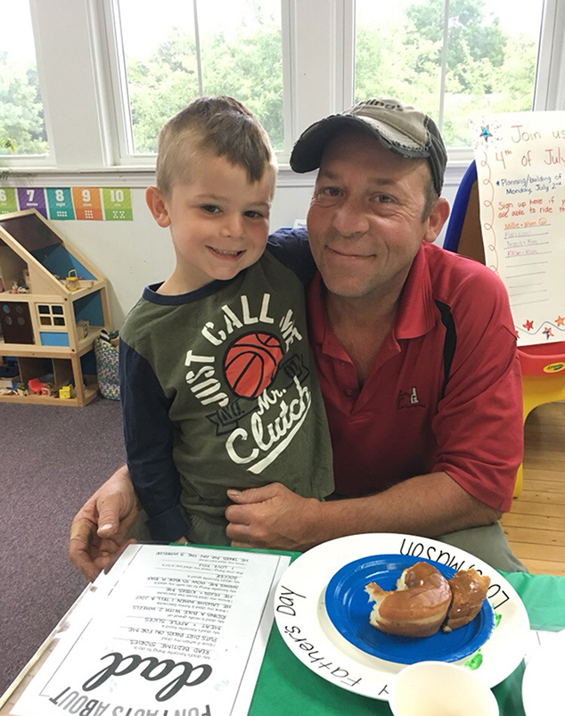 Report From East Andover Preschool