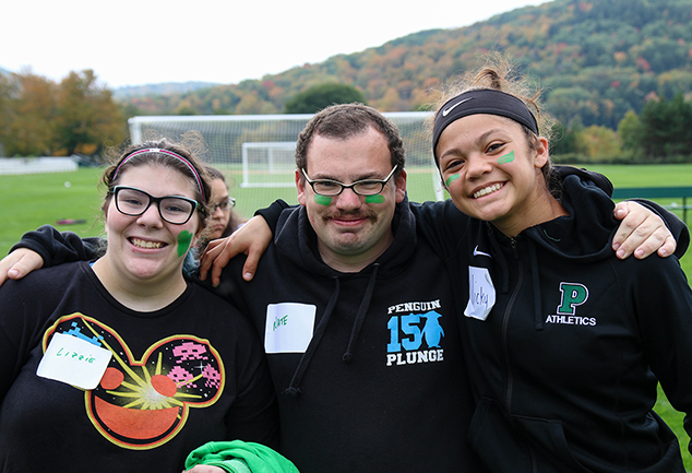 Proctor Academy Joins Special Olympics for Field Day