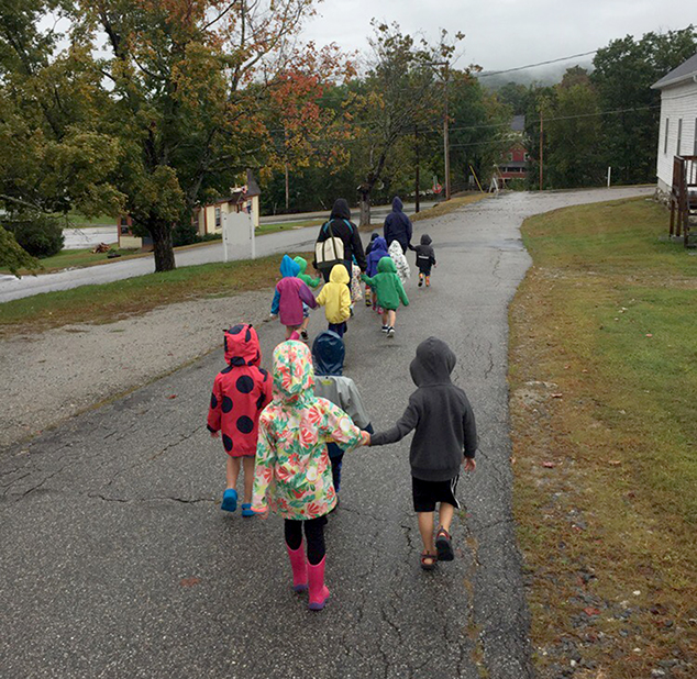 News From East Andover Preschool
