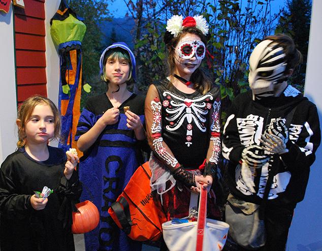 Halloween Fun in Wilmot on October 28