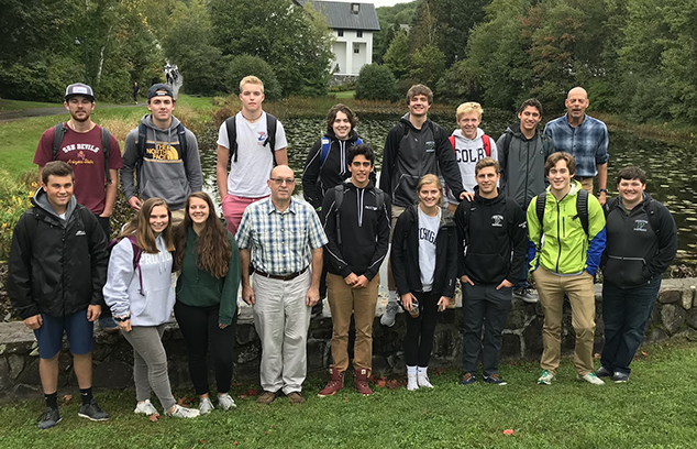 Proctor Students to Write for Beacon