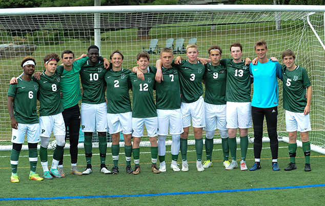 Proctor Athletics: Local Players Shine in a Successful Fall Season