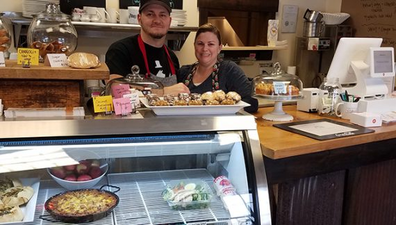 The Kitchen Eatery Opens on Main Street