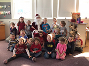 Wonderful Holiday Season at East Andover Village Preschool