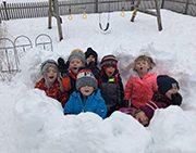 East Andover Village Preschool April News