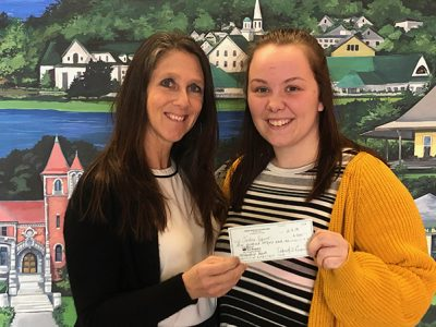 Three Rivers Foundation Awards First Scholarship