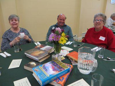 Kearsarge Area Senior Luncheons Finished their Spring Season