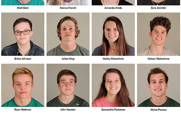 Andover Graduates From Proctor Announce College Plans
