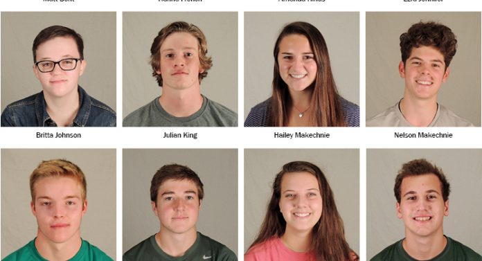 Fifteen Andover Students Graduate From Proctor Academy