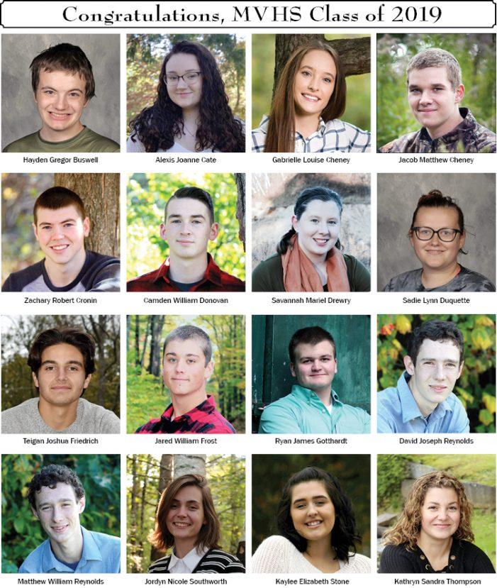 Andover Students Graduating From Merrimack Valley High School