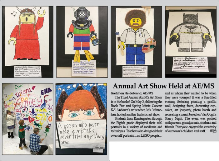 Art Show at AE/MS