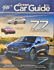Andover Energy Group Announces Availability of Green Car Guide