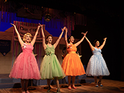 New London Barn Playhouse Presents The Marvelous Wonderettes