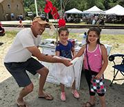 Rail Trail Summer Raffle Winners