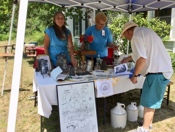 Traveling Booth Pops Up at Area Summer Fairs
