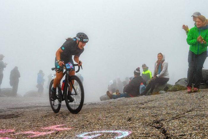 Andover native Zimbron has top N.H. women's finish at Mt. Washington Hillclimb