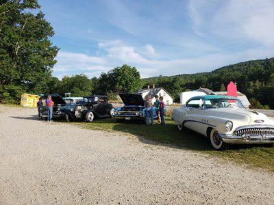 Classic Car and Motorcycle Cruise-In