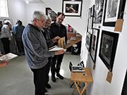 Andover Artists Participate In Third Annual Open Studio Tour