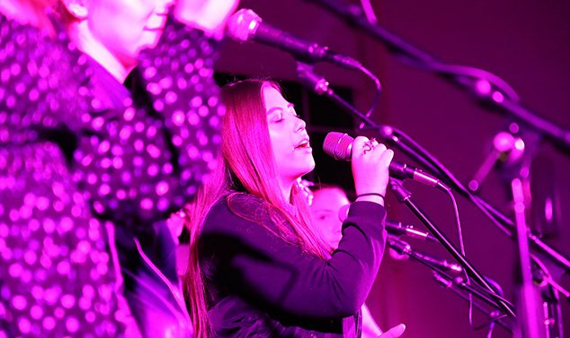 Proctor's Fall Jazz/Rock Performance
